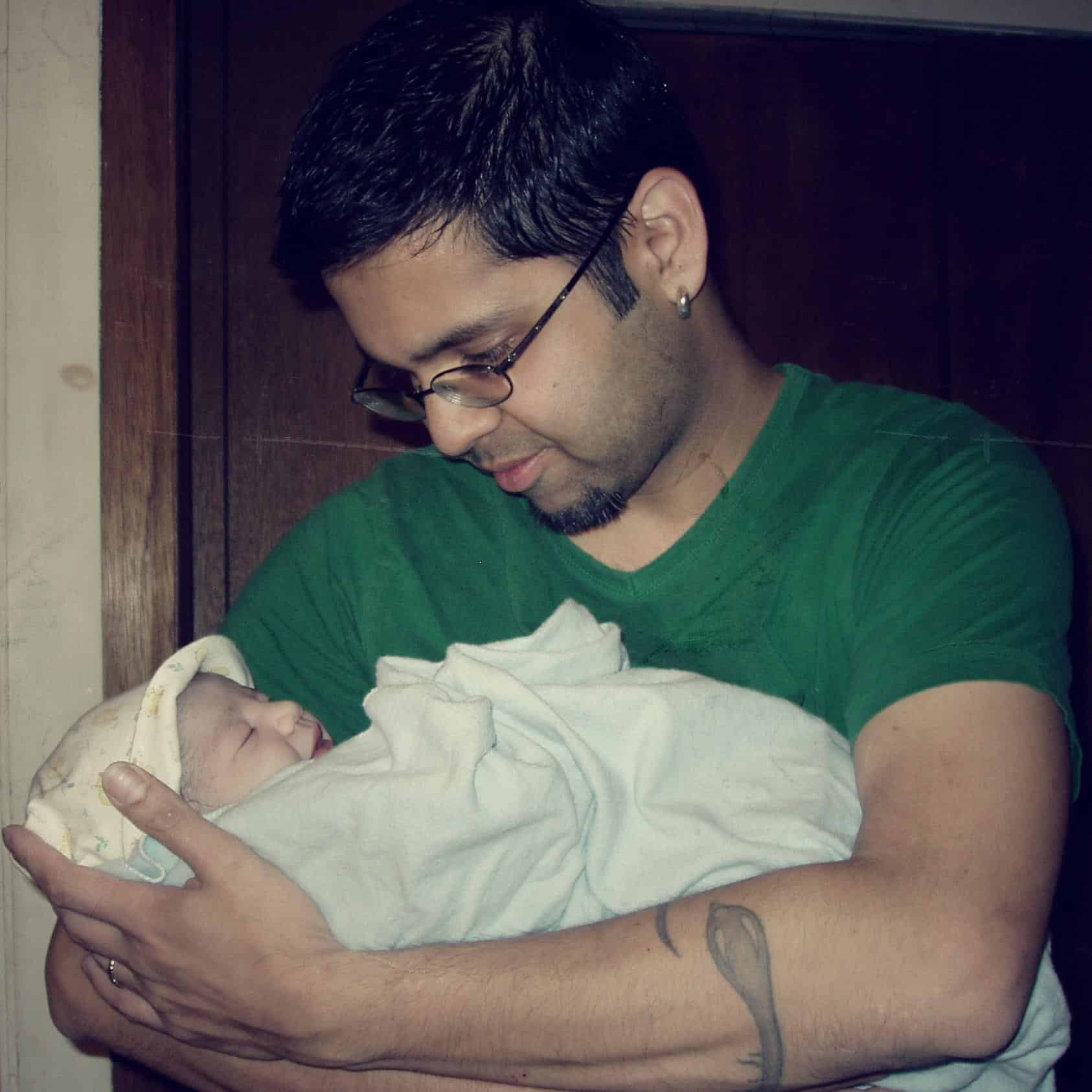 What I learned from our first birth